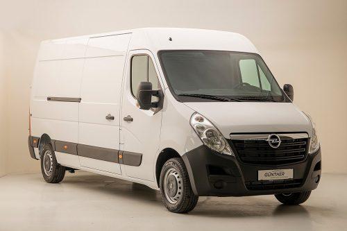Opel Movano L3H2 2,3 CDTI BI 3,5t bei Auto Günther in