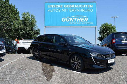 Peugeot 508 SW 2,0 BlueHDi 160 EAT8 S&S GT Line Aut. bei Auto Günther in