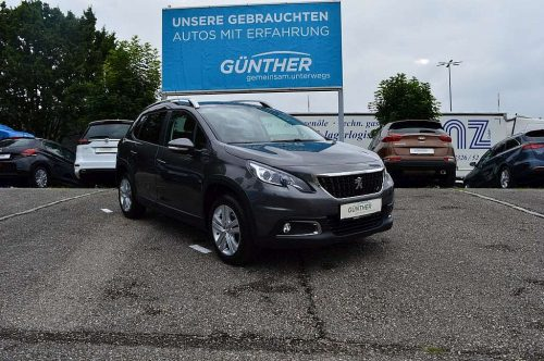 Peugeot 2008 1,2 PureTech 82 Signature S&S bei Auto Günther in