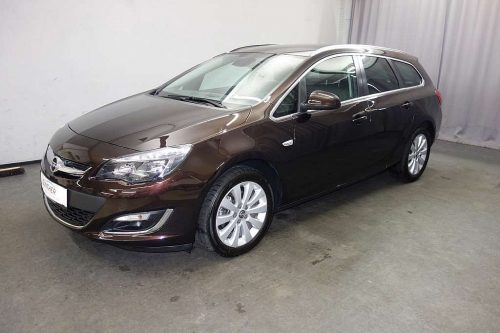 Opel Astra ST 1,6 CDTI ECOTEC Cosmo Start/Stop bei Auto Günther in