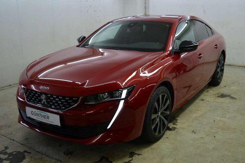 Peugeot 508 2,0 BlueHDi 160 EAT8 S&S GT Line Aut. bei Auto Günther in