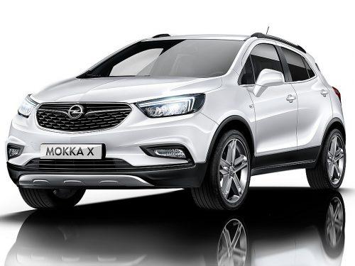 Opel Mokka X 1,4 Turbo ecoflex Innovation Start/Stop System bei Auto Günther in