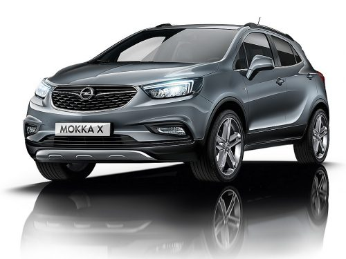 Opel Mokka X 1,4 Turbo Innovation Start/Stop System bei Auto Günther in