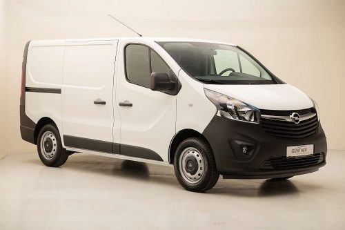 Opel Vivaro KW Edit. L1H1 2.7t bei Auto Günther in