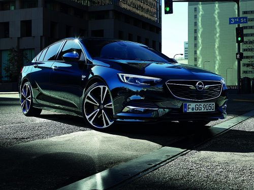 Opel Insignia GS 2,0 CDTI BlueInjection Dynamic St./St. Aut. bei Auto Günther in