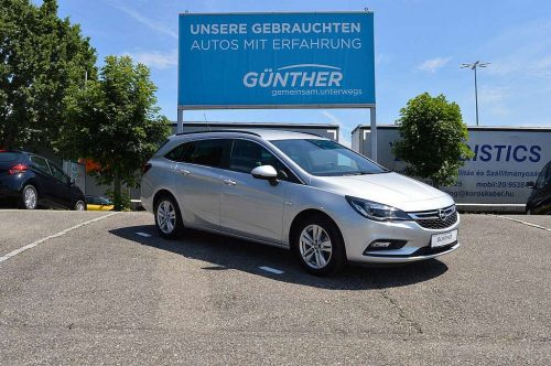 Opel Astra ST 1,4 Turbo Direct Injection Edition S/S bei Auto Günther in