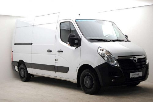 Opel Movano L2H2 2,3 CDTI BI 3,5t bei Auto Günther in