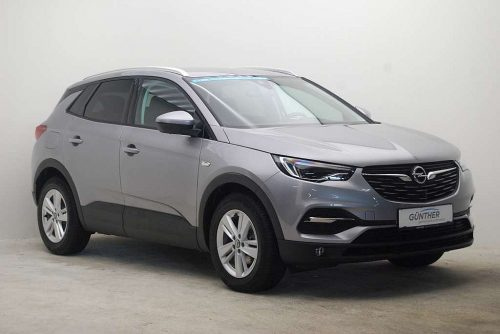 Opel Grandland X 1,6 CDTI BlueInjection Edition Start/Stopp bei Auto Günther in