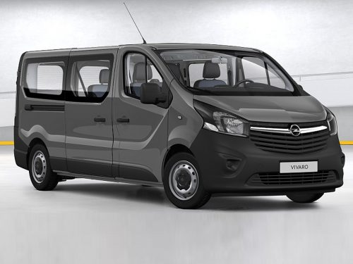 Opel Vivaro Combi + L2H1 1.6 CDTI bei Auto Günther in