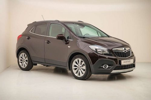 Opel Mokka 1,4 Turbo Ecotec Cosmo Start/Stop System bei Auto Günther in