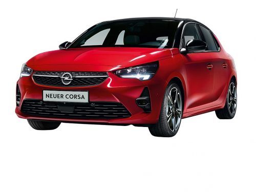 Opel Corsa 1,5 Diesel GS-Line bei Auto Günther in
