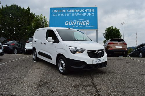 Opel Combo L1H1 1,6 CDTI BlueInjection S/S Edition erhöhte Nutzl. bei Auto Günther in