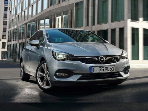 Opel Astra 1,2 Turbo Direct Injection Elegance bei Auto Günther in