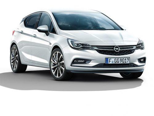 Opel Astra Innov. 1.6 CDTI bei Auto Günther in