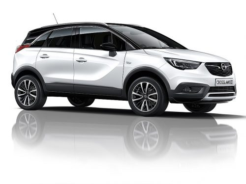 Opel Crossland X 1,2 Turbo Direct Inj Innovation St./St. Aut. bei Auto Günther in