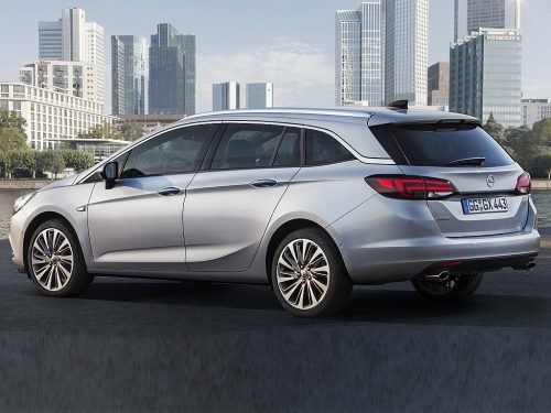 Opel Astra ST 1,6 CDTI ECOTEC Innovation S/S bei Auto Günther in