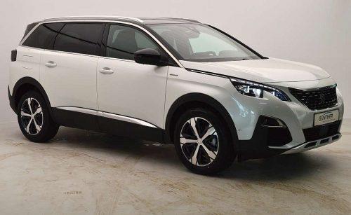 Peugeot 5008 1,5 BlueHDI 130 S&S EAT8 GT-Line Aut. bei Auto Günther in