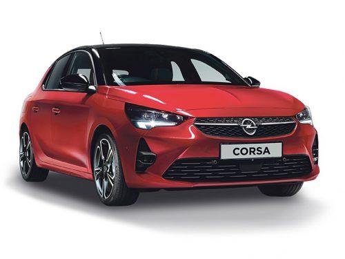 Opel Corsa 1,2 GS-Line bei Auto Günther in