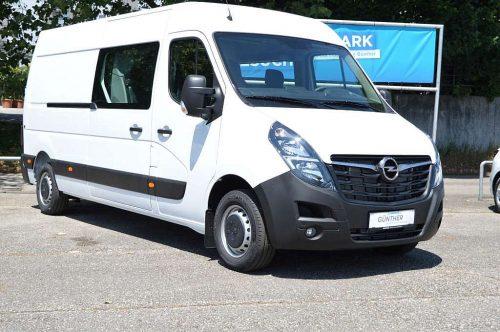 Opel Movano Cargo DK L3H2 2.3 CDTI bei Auto Günther in