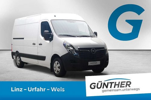 Opel Movano L3H3 2,3 TurboD Blue Injection 3,5t bei Auto Günther in
